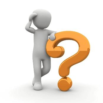 Fragezeichen zu den häufigsten Fehlern bei Einzeltestamenten